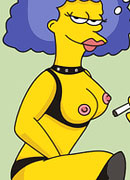 Hot Marge is fucked