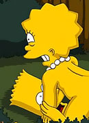 Sexy Maggie Simpson